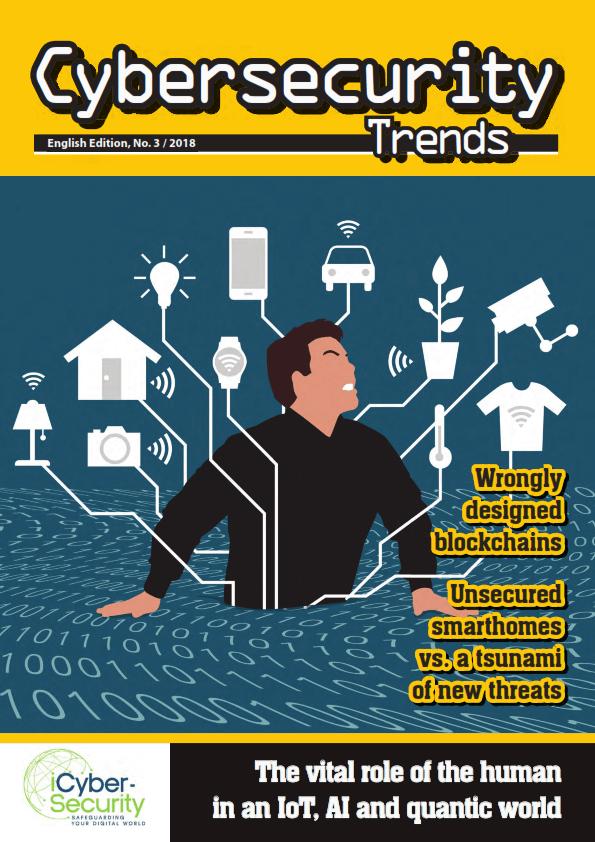Cybersecurity Trends No 3 UK 2018